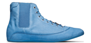 ADIDAS EASY FIVE HI BLUE LABEL A.039