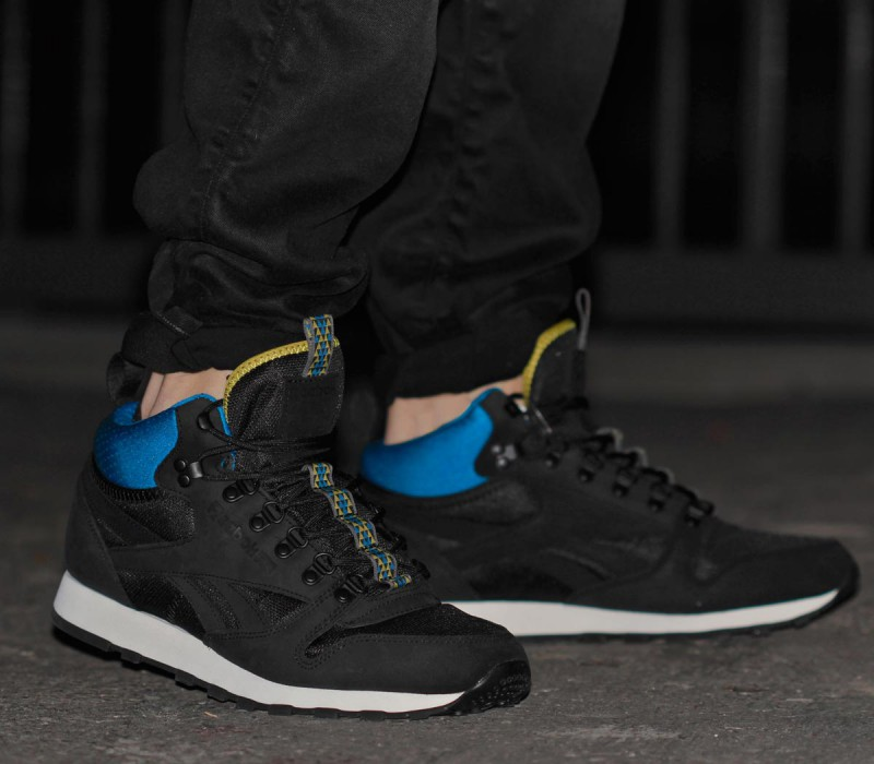 Chaussures Reebok Classic Leather Mid BC ISpVmmq