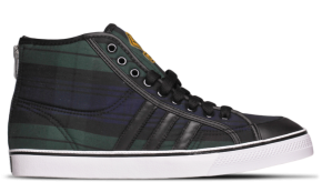 ADIDAS NIZZA HI HEELZIP ORIGINALS ICONICS